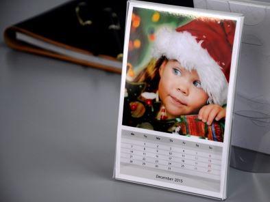 PhotoCalendar 10x15cm 13 pagini - lucios -  50 lei